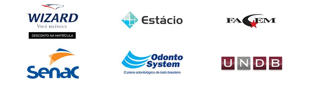 Empresas que têm Convênio com a Associação Comercial do Maranhão