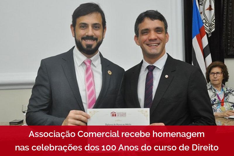 Felipe Mussalém e ACM recebem homenagem